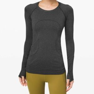 Lululemon Swiftly Speed Long Sleeve *Shine